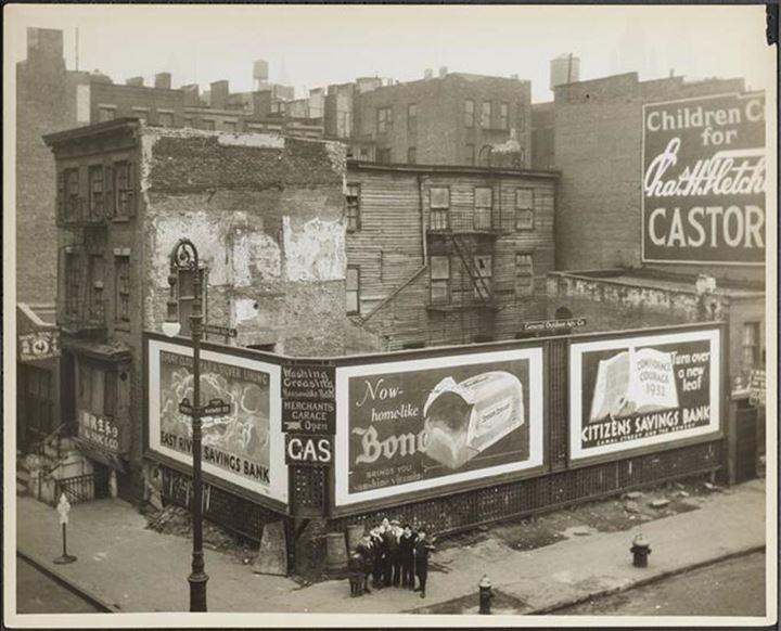 17 Bayard Street, 1932