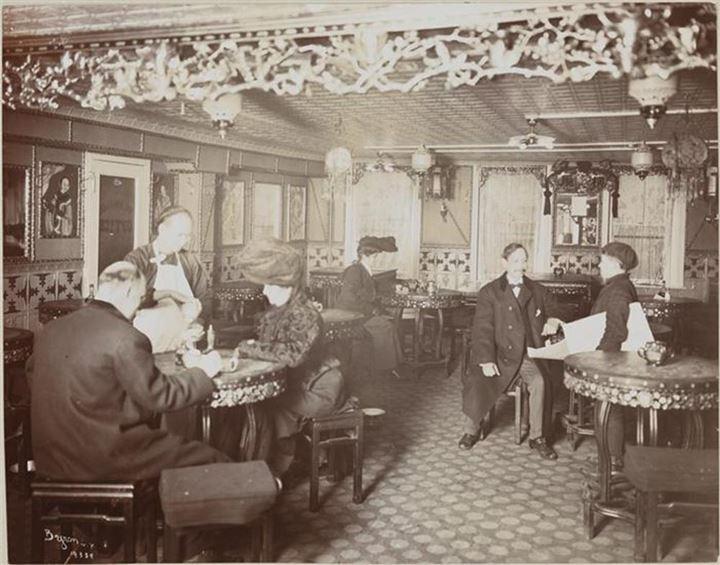 Chinatown, 1905