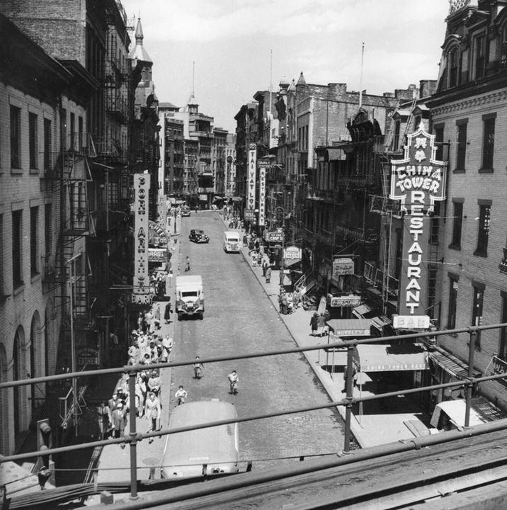Chinatown, 1940s(1)