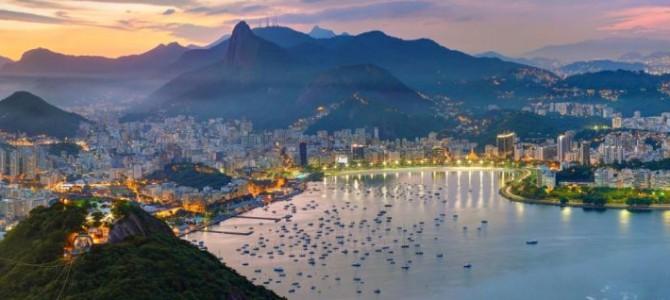 巴西最正沙灘 Copacabana 科帕卡瓦納