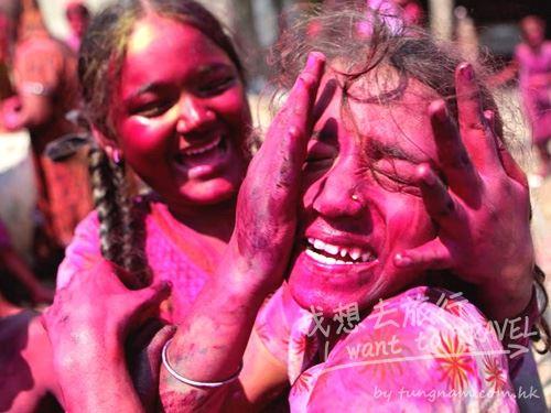 印度灑紅節2