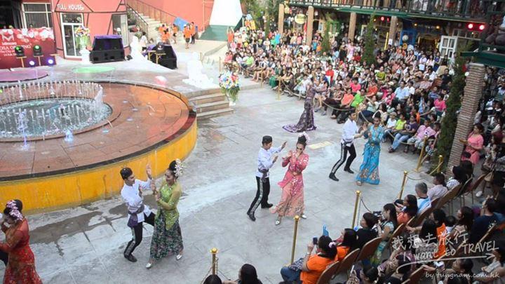 Land of Love Mimosa Pattaya1