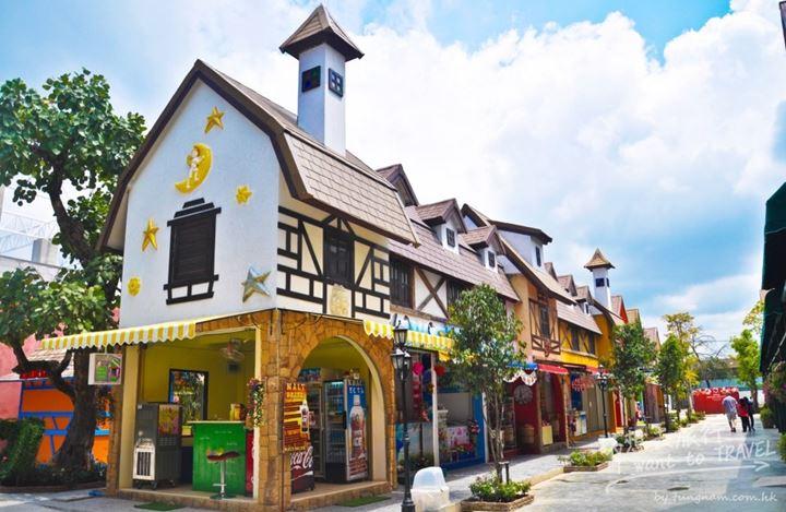 Land of Love Mimosa Pattaya2
