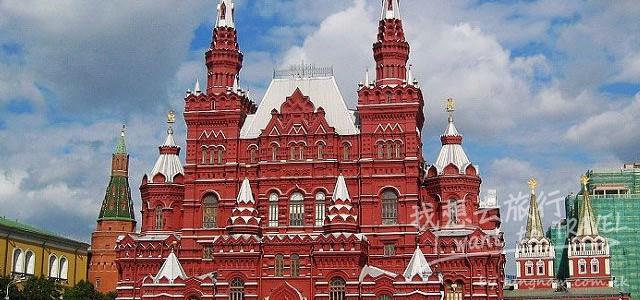 莫斯科攻略