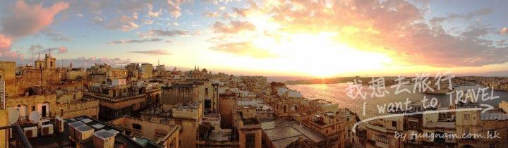 Valletta-Sunrise