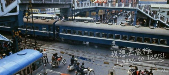 土井九郎的照相時光機。帶你重回1979年的台灣…