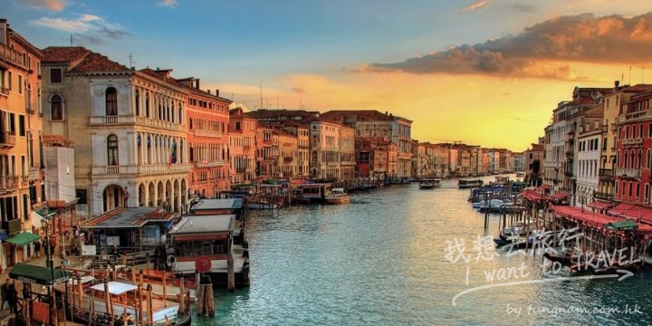 italy tours venice sunset l