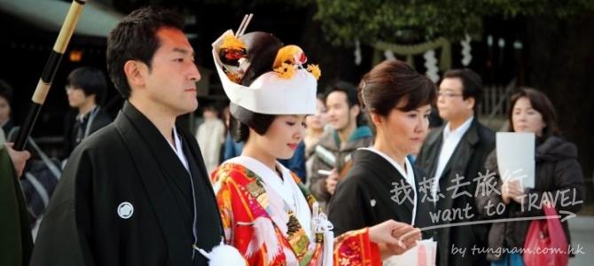 10國不同婚禮服,日本最華麗