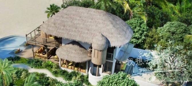 呢啲就係我想要住嘅水上屋,馬爾代夫新酒店Soneva Jani (價格更新至2017)