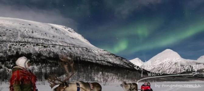 世界6大北極光之地