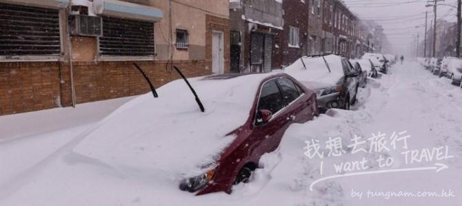 加拿大雪暴 Reggie