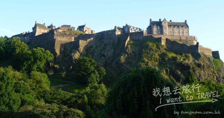 Edinburgh Castle1