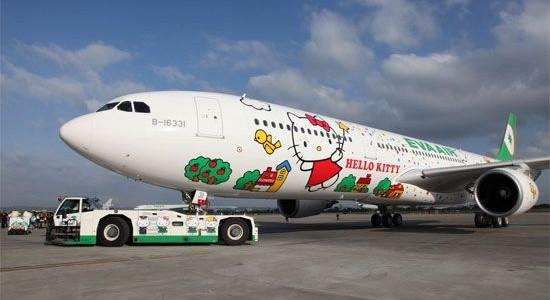 聖誕坐Hello Kitty機去巴黎!長榮香港來回歐洲$3,597起!12月30日前出發