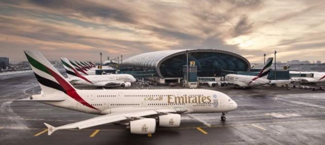 [只限倫敦出發]阿聯酋航空倫敦飛香港優惠 $1368起