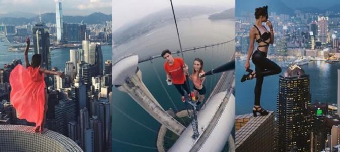 俄羅斯極限攝影師 Beerkus殺到香港