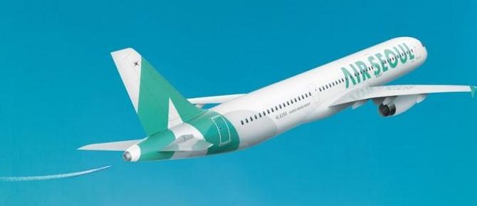 首爾航空開賣啦, 第一擊一定要勁嘅! 香港直飛首爾5天來回票HK$899, 靚時間包行李!