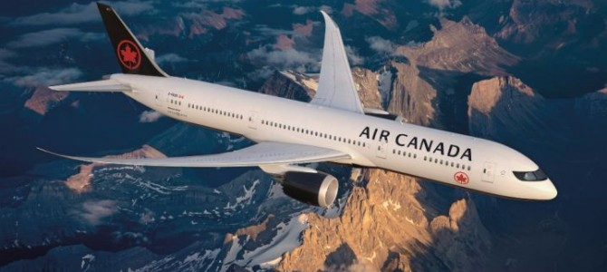 Black Friday Sales!! 加拿大航空2018商務艙優惠, 溫哥華$21,140 / 多倫多$29,640